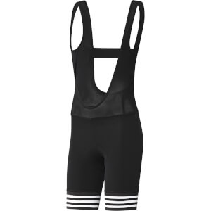 adidas Women's Adistar Bib Shorts - Black