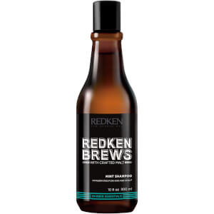 Redken Brews Men's Mint Shampoo 300 ml