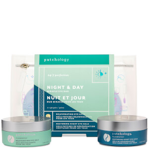 Patchology FlashPatch Night and Day Miracle Eye Duo (Worth $210)