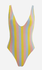 Solid & Striped Women's The Michelle Swimsuit - Maui Shimmer