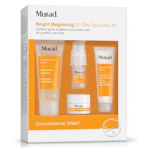 Murad Environmental Shield Bright Beginnings Starter Kit (Worth $61)