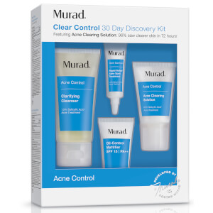 Murad Acne Control 30-Day Kit (Worth $54)