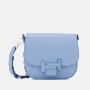 Tod's Women's Double T Mini Shoulder Bag - Blue