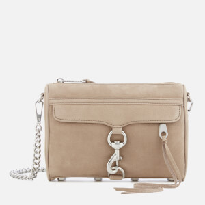 Rebecca Minkoff Women's Mini Mac - Dark Cammeo