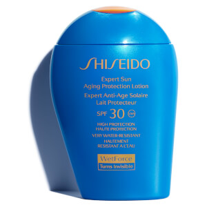 Shiseido Expert Sun Ageing Protection Lotion SPF30 -aurinkosuojavoide, 100ml