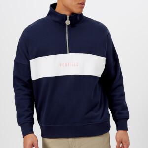 Penfield Men's Hosmer Sweatshirt - Peacoat