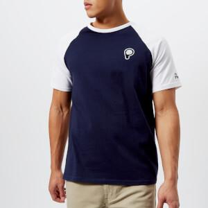 Penfield Men's Kenney Raglan T-Shirt - Peacoat