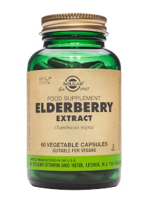 Solgar® SFP Elderberry Extract - 60 Vegicaps