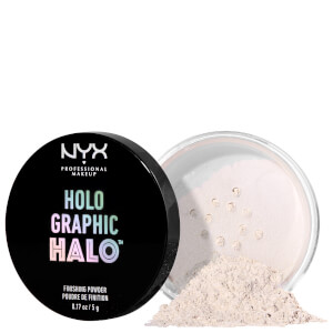 NYX Professional Makeup Holographic Halo Finishing Powder - Mermazing