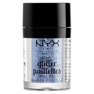 NYX Professional Makeup Metallic Glitter - Darkside