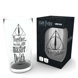 Verre Reliques de la Mort Harry Potter