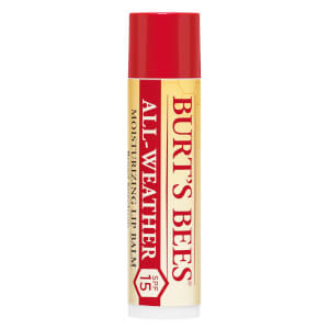 버츠비 100% 내추럴 올 웨더 SPF15 모이스쳐라이징 립밤 4.25G (BURT'S BEES 100% NATURAL ALL WEATHER SPF15 MOISTURISING LIP BALM 4.25G)