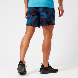 Peak Performance Men's Fremont Printed Shorts - Blue Camo: Image 2