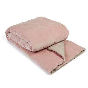 Christy Jaipur Throw 140x180cm - Pink