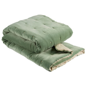 Christy Jaipur Throw 140x180cm - Jade
