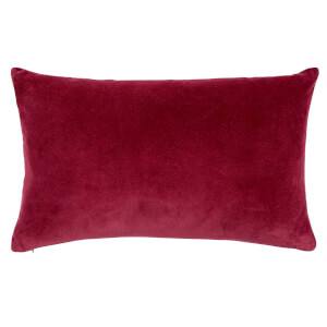Christy Jaipur Cushion 30x50cm - Magenta