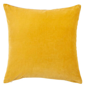 Christy Jaipur Cushion 45x45cm - Turmeric