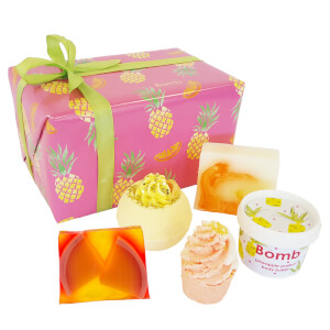 Bomb Cosmetics Totally Tropical Gift Pack