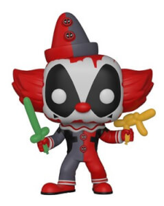 Marvel Deadpool Playtime Clown Pop! Vinyl Figure