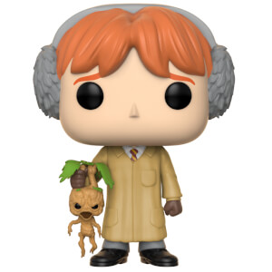 Harry Potter Ron Weasley Herbology Funko Pop! Figuur