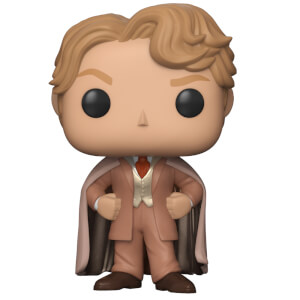 Harry Potter Gilderoy Lockhart Pop! Vinyl Figur