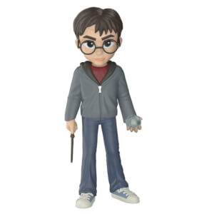 Figura Rock Candy Vinyl Harry Potter (con piedra filosofal) - Harry Potter