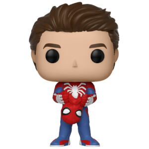 Marvel Spider-Man Gamerverse Unmasked Spider-man Funko Pop! Figuur