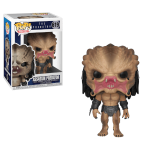 The Predator Assassin Predator Pop! Vinyl Figur