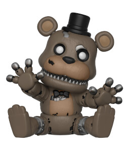 Figurine Nightmare Freddy - Five Nights at Freddy's - - Arcade Vinyl