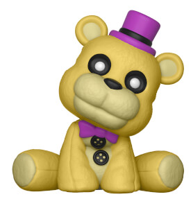 Figurine Golden Freddy - Five Nights at Freddy's - - Arcade Vinyl