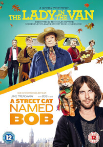 The Lady In The Van / A Street Cat Named Bob