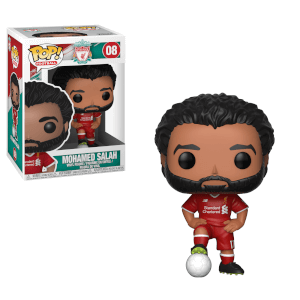 Liverpool Mohamed Salah Pop! Vinyl Figur