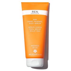 REN Clean Skincare AHA Smart Renewal Body Serum 200ml