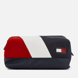 Tommy Hilfiger Men's Speed Framed Wash Bag - Corporate