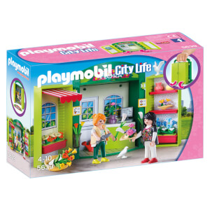 Playmobil Flower Shop Play Box (5639)
