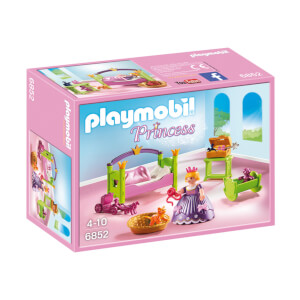 Playmobil prinzessinnen kinderzimmer (6852)