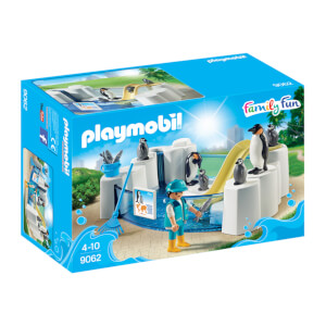 Playmobil Pinguinbecken (9062)