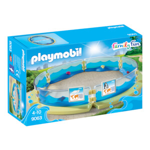 Playmobil meerestierbecken (9063)