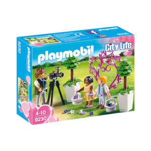 Playmobil City Life Flower Children and Photographer (9230)