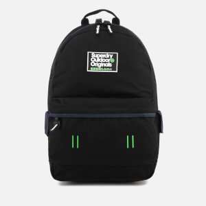 Superdry Men's Binder Montana Backpack - Black