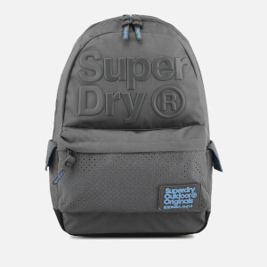 Superdry Men's Buff Montana Backpack - Grey