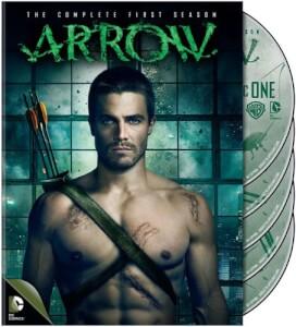 Arrow: Complete First Season