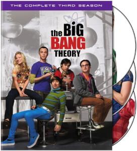 Big Bang Theory: Complete Third Season
