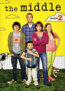 Middle: Complete Second Season
