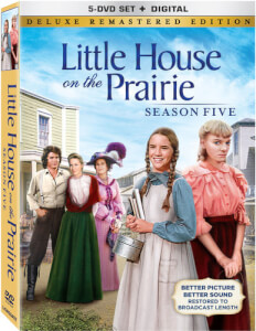 Little House On The Prairie: Season 5 Collection