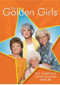 Golden Girls: Complete Fifth Season