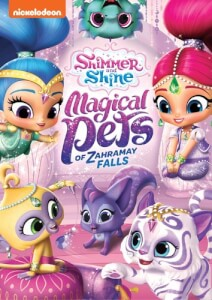 Shimmer & Shine: Magical Pets Of Zahramay Falls