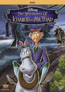 Adventures Of Ichabod & Mr Toad
