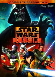 Star Wars Rebels: Complete Season 2