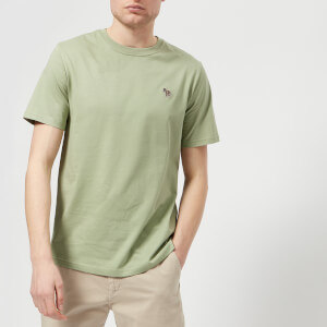 PS by Paul Smith Men's Regular Fit T-Shirt - Green